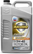 HAVOLINE 223726474 PRO DS Full Synthetic 5W40 Oil, 160. Fluid_Ounces