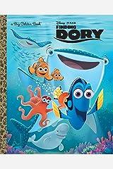 Finding Dory Big Golden Book (Disney/Pixar Finding Dory) Hardcover