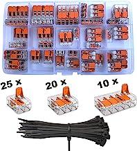 intervisio UV-NSB9-SUT0 - Conectores, 55 piezas