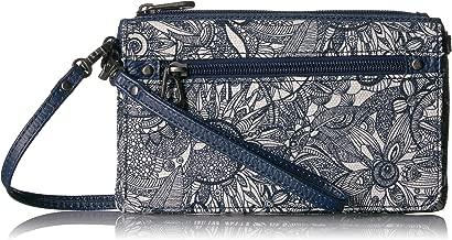 Sakroots Women's Corin Flap Wallet