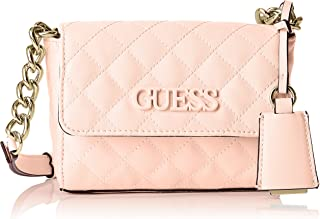 37c41fe4fe Guess Elliana Mini Crossbody Flap, Sacs bandoulière