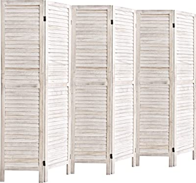 Amazon.com: ORIENTAL Furniture 6-Feet Tall Recycled ...