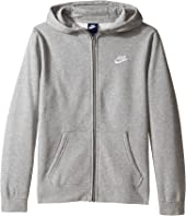 Nike Kids Sportswear Club Hoodie (Little Kids/Big Kids)
