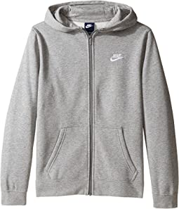 Nike Kids - Sportswear Club Hoodie (Little Kids/Big Kids)