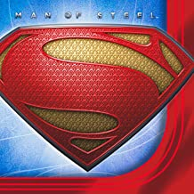 Superman Man of Steel Small Napkins (16ct)