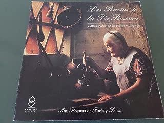Las Recetas De La Tia Rosaura Y Otros Guisos De La Cocina Oaxaquena