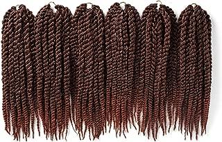 island twist crochet hair