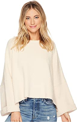 Free People - I Can't Wait Sweater