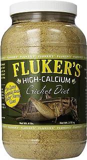 Fluker's 70008 High Calcium Cricket Feed, 6-Pound