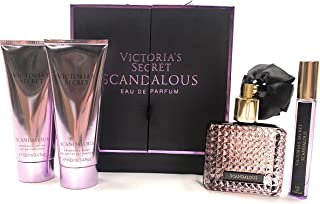 Victoria's Secret Scandalous Eau de Parfum 4 Piece Set