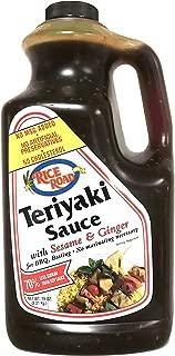 The Rice Road Teriyaki Sauce, Sesame and Ginger, 78 Ounce