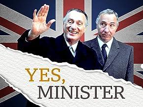 Yes, Minister, Season 1