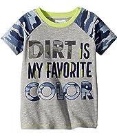 Camo Dirt Short Sleeve Shirt (Infant/Toddler)
