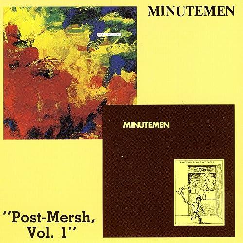 Amazon com: Post-Mersh, Vol  1: Minutemen: MP3 Downloads