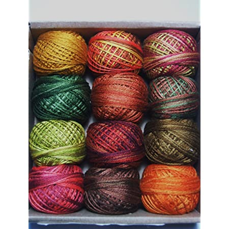 Valdani 3 Strand Cotton Floss Embroidery Punch Needle Thread Old Hare Spring Collection