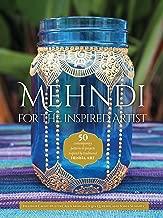 mehndi design step by step