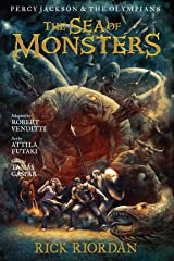 Percy Jackson and the Olympians: The Sea of Monsters: The Graphic Novel (Percy Jackson and the Olympians: The Graphic Novel Book 2) Kindle Edition