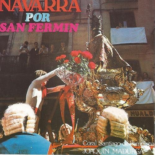 Nafarroako Mendiak de Coral Santiago de Pamplona Joaquín ...