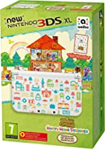New Nintendo 3DS XL+ Animal Crossing: Happy Home Designer Edition [Bundle] [Importación Italiana]