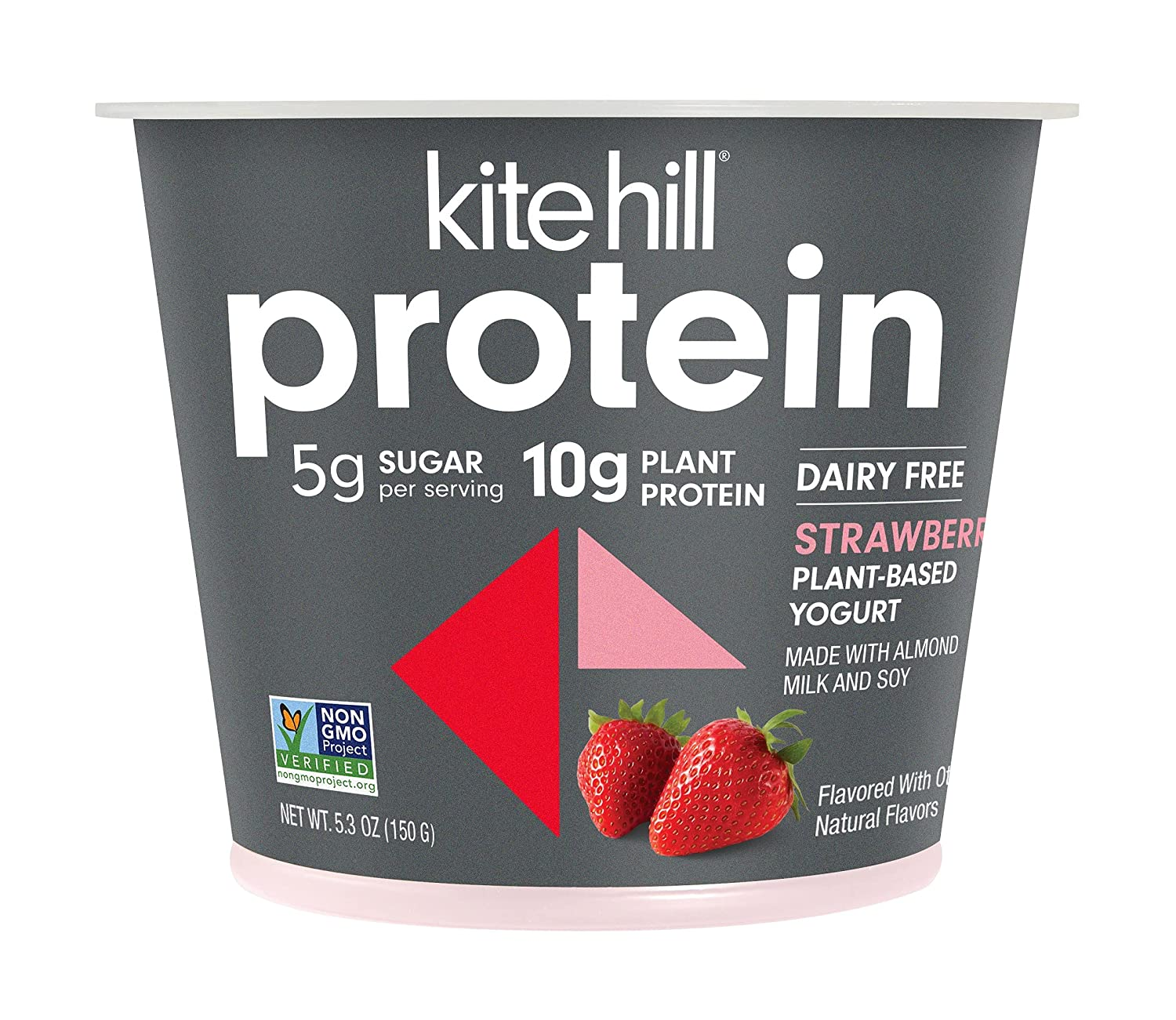 Kite Hill Strawberry Protein Almond Ounces Dai Ranking TOP5 Yogurt All stores are sold 5.3 Milk