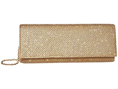 Jessica McClintock Bre (Gold) Handbags
