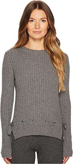 Cashmere In Love - Veda Pullover with Belt