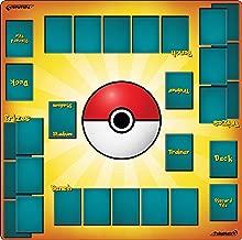 2 Player Pokemon Trainer Playmat - 24 X 24 inch