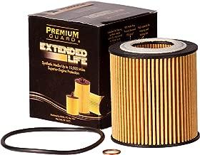 PG PG5607EX EXtended Performance Oil Filter|Fits 2011 BMW 1 Series M, 2011-13 125i, 2008-13 128i, 2007-10 130i, 2008-13 135i, 2013 135is, 2014-16 228i, 2015-16 228i xDrive, 2012-18 320i