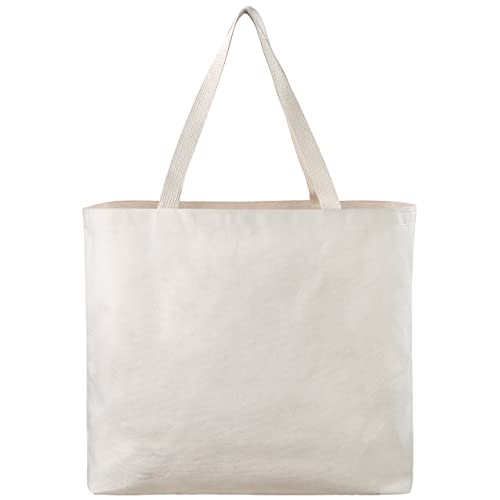 b009ad68c323 Reusable Canvas Bag - Decorate the Blank Tote Bag with Your Own Custom  Design. Double