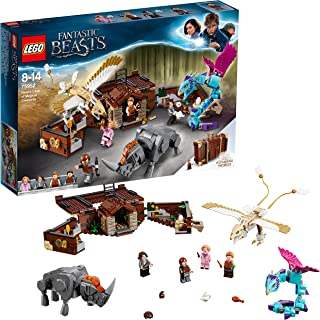 LEGO Fantastic Beasts - Newt´s Case of Magical Creatures Costruzioni