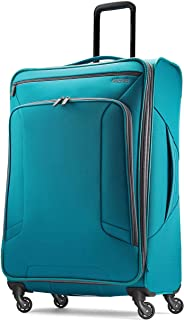 4 Kix Expandable Softside Luggage with Spinner Wheels