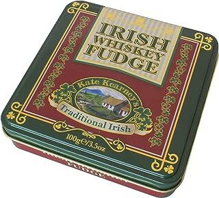 Gift From Ireland Kate Kearney Irish Whiskey Fudge In Tin, 100G