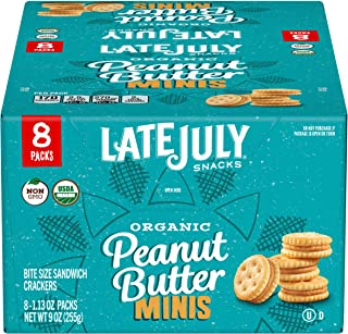 Best peanut butter crackers ingredients Reviews