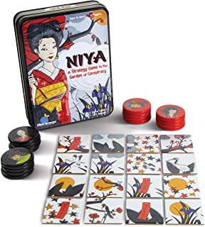 japanese board game with tiles