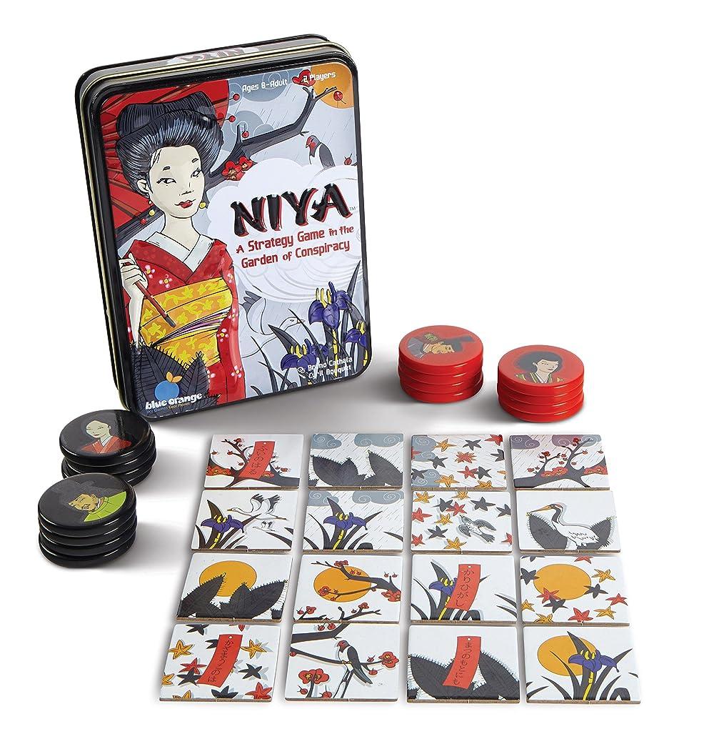 Niya - a game by Bruno Cathala