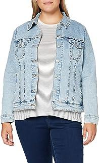 Levi's Plus Size Women's Pl Original Trucker Denim Jacket