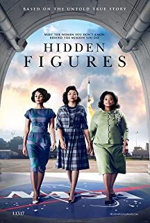 Hidden Figures Movie Poster Limited Print Photo Taraji P. Henson Octavia Spencer Kevin Costner Size 11x17 #1