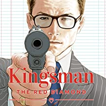 Kingsman: The Red Diamond (Issues) (6 Book Series)