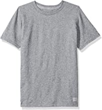 Russell Athletic Big Boys` Cotton Performance Short Sleeve T-Shirt