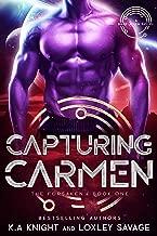 Capturing Carmen: A Dark Alien Sci-Fi (The Forsaken Book 1) (English Edition)