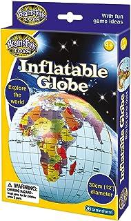 brainstorm Fact Finders Inflatable Globe, 30 cm,Multicolor,B1700