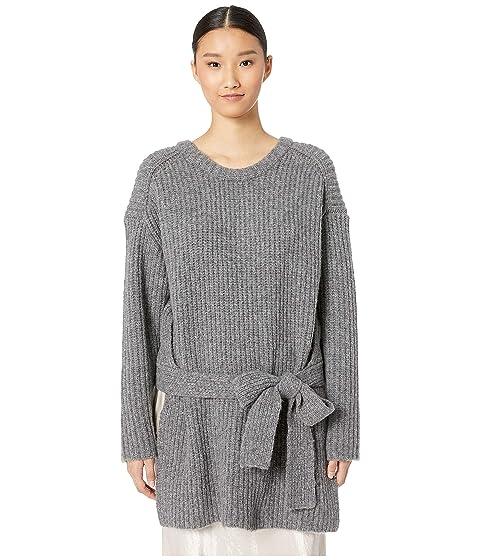 GREY Jason Wu Extrafine Merino Wool Knit Sweater Top