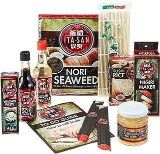 ITA-SAN Sushi-Box (9-teiliges Komplett Set, Ideal zum Auspro