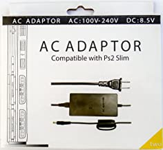 Old Skool PS2 Ac Adapter for Sony PlayStation 2 slim 7000 9000 series