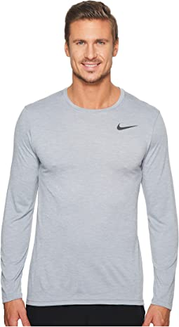 Nike - Breathe Long Sleeve Training Top