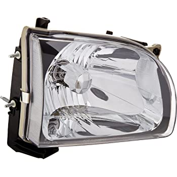 TYC 20-6073-00-9 Toyota Tacoma CAPA Certified Replacement Right Head Lamp