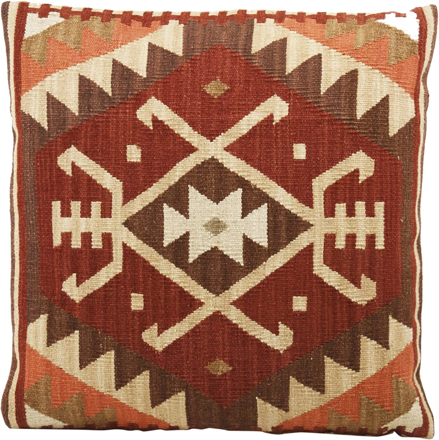 Oakland All stores are sold Mall Zentique Kilim Jammu Pillow