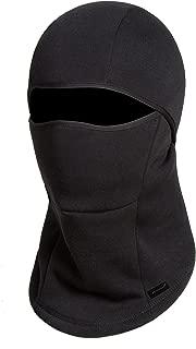 ZERDOCEAN Fleece Lined Balaclava Thermal Windproof Breathable Motocycle Ski Mask
