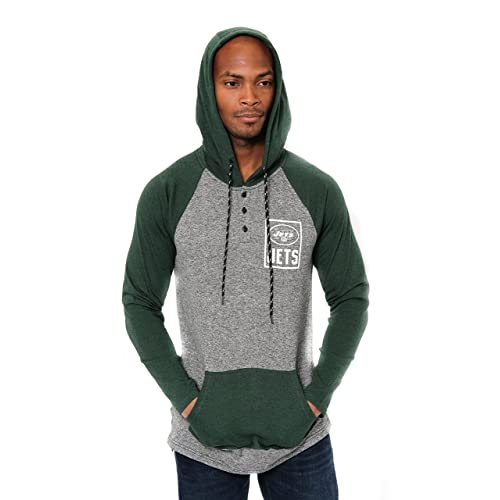 detailed pictures 49f46 fa8fb New York Jets Hoodie: Amazon.com