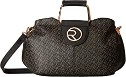 Signature R Logo Midi Bag